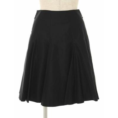 フォクシーブティック スカート 17215 silk skirt 38