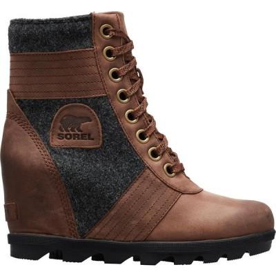 ソレル レディース ブーツ・レインブーツ シューズ Lexie Wedge Ankle Boot