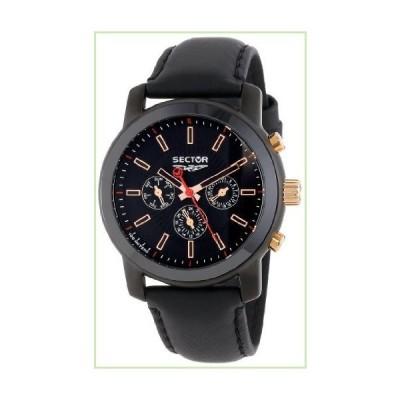 Sector R3271639125 Urban Explorer アナログステンレススチール腕時計 ユニセックス