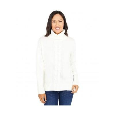 Splendid スプレンデッド レディース 女性用 ファッション セーター Cashblend Cable Sweater - Cloud