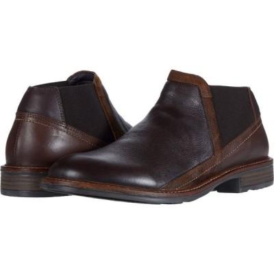 ナオト Naot メンズ シューズ・靴 Business Soft Brown Leather/Toffee Brown Leather/Seal Brown Suede