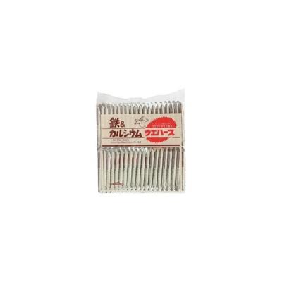 【井藤漢方製薬】鉄&カルシウムウエハース 40枚入り※お取り寄せ商品