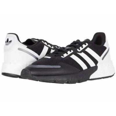 アディダス メンズ スニーカー シューズ ZX 1K Boost Core Black/Footwear White/Black Silver Metallic