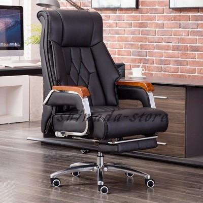 ☆超人気☆家庭用 上品 ボスチェア コンピューターチェア オフィス ボスチェア 昇降 長時間座っても疲れにくい マッサージチェアY-61