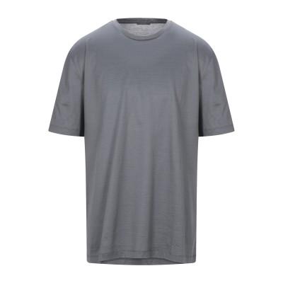 パル ジレリ PAL ZILERI T シャツ 鉛色 3XL コットン 100% T シャツ