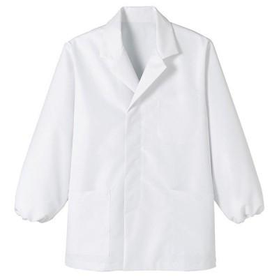 ボンマックス BONMAX メンズ 長袖 和コート FJ0003M-15 ホワイト