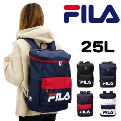 FILA(フィラ) スターリッシュ2 スクエアリュック デイパック リュックサック 25L B4 7614 メンズ レディース ジュニア 送料無料