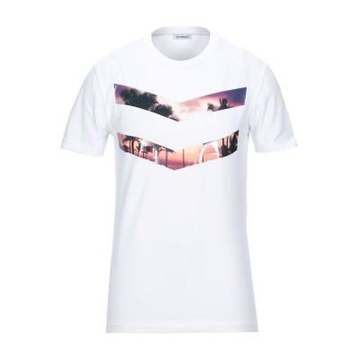 ビッケンバーグ BIKKEMBERGS T シャツ ホワイト XS コットン 96% / ポリウレタン 4% T シャツ