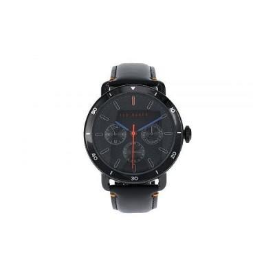 Ted Baker テッドベイカー メンズ 男性用 腕時計 ウォッチ ファッション時計 46 mm Margarit Multifunction Watch - Black/Black/Black
