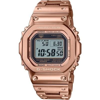 CASIO カシオ G-SHOCK ジーショック gshock Gショック g-ショック フルメタル ローズゴールド GMW-B5000GD-4JF メンズ 腕時計 国内正規品