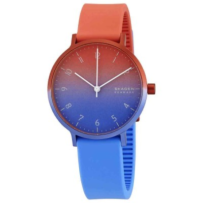 スカーゲン 腕時計 Skagen Aaren Ombre クォーツ Ladies Watch SKW2901