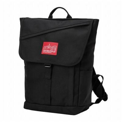 【マンハッタン ポーテージ】 NYC Print Washington SQ Backpack JR ユニセックス Black M Manhattan Portage