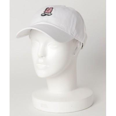 JUGLANS / PIG LOGO BB CAP MEN 帽子 > キャップ
