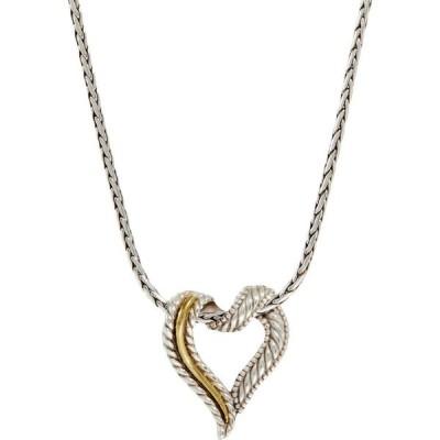 ブライトン Brighton レディース ネックレス ジュエリー・アクセサリー Callie Necklace Silver/Gold