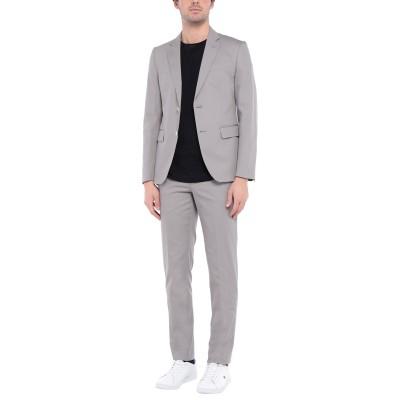 ブライアン デールズ BRIAN DALES スーツ ライトグレー 48 コットン 97% / ポリウレタン 3% スーツ