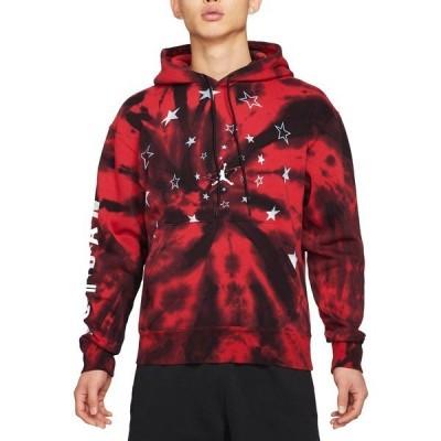 ジョーダン パーカー・スウェットシャツ アウター メンズ Jordan Men's AJ6 GFX Fleece Pullover Hoodie Black