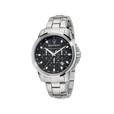 腕時計 マセラティ イタリア R8873621001 Maserati Mens Successo? R8873621001 Quartz Silver Stainles