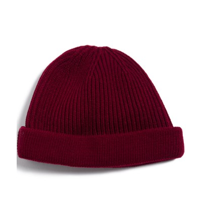 QUEENHEAD / リブワッチ ニットキャップ MEN 帽子 > ニットキャップ/ビーニー