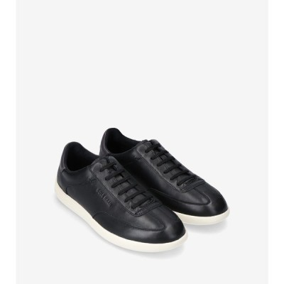 コールハーン Colehaan アウトレット メンズ アウトレット シューズ 靴 スニーカー グランド クロスコート ターフ mens C28933 ブラック レザー