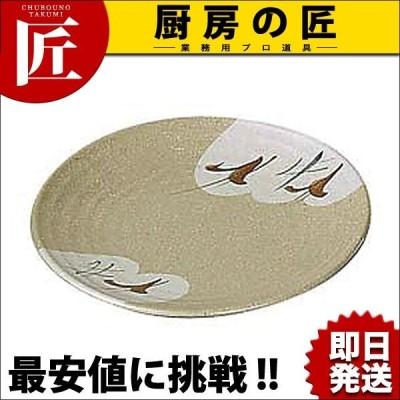 雪ん子 丸皿(中) YK-13