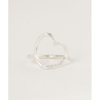 指輪 リニアモチーフリング(ハート)