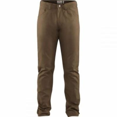 フェールラーベン Fjallraven メンズ ボトムス・パンツ Greenland Canvas Jeans Dark Sand