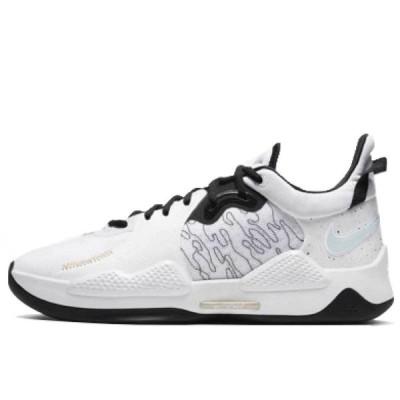 ナイキ PG5 ホワイト マルチ 26cm Nike PG5 EP White Multi CW3146-100 安心の本物鑑定