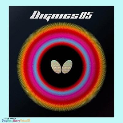 【ネコポス対象】バタフライ(Butterfly) ディグニクス05  DIGNICS05  06040 ブラック/レッド ピンポンハー トYahoo!店