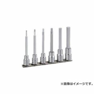 TONE ロングヘキサゴンソケットセット(ホルダー付) 6pcs HH306L [r20][s9-820]