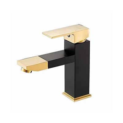 (新古品)YISUNF 節水 高水圧 立体水栓 バスルームのシンクタップLT-7003洗面台蛇口