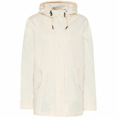 ウールリッチ Woolrich レディース ジャケット フード アウター Hooded cotton-twill jacket Sand Dune