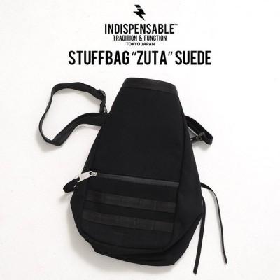 スタッフバッグ'ZUTA'スエード バッグ かばん カバン 鞄 メンズ レディース ユニセック