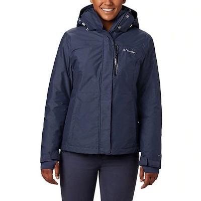 コロンビア ジャケット&ブルゾン レディース アウター Columbia Women's Alpine Action Omni-Heat Jacket Nocturnal