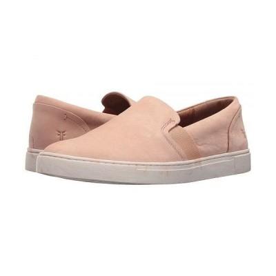Frye フライ レディース 女性用 シューズ 靴 スニーカー 運動靴 Ivy Slip - Blush Soft Italian Nubuck 2