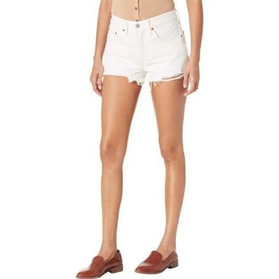 リーバイス Levi's Premium レディース ショートパンツ ボトムス・パンツ Premium 501 High-Rise Shorts Keep It Clean