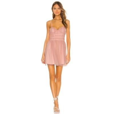 マジョレル MAJORELLE レディース ワンピース ワンピース・ドレス Mia Dress Pink