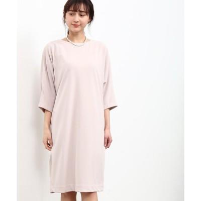 ドレス バックタックドルマンドレス