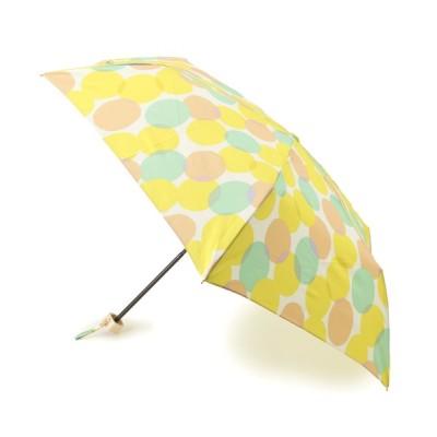 WORLD ONLINE STORE SELECT / Wpc. 晴雨兼用トリプルサークル柄折り畳み傘 WOMEN ファッション雑貨 > 折りたたみ傘