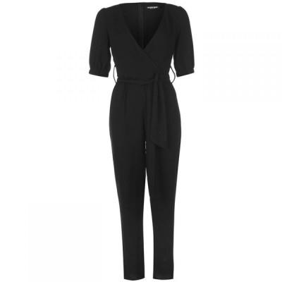 ファッションユニオン Fashion Union レディース オールインワン ジャンプスーツ ワンピース・ドレス Fashion three quarter Sleeve Jumpsuit MATE