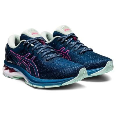 アシックス ゲルカヤノ27 [ASICS GEL-KAYANO 27] ウィメンズ レディース 女性 マラソン ランニングシューズ 1012A649-400