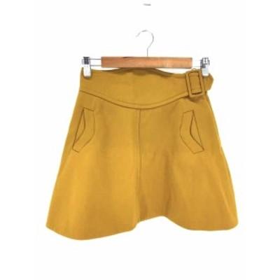 カルヴェン CARVEN スカート サイズJPN:36 レディース 【中古】【ブランド古着バズストア】