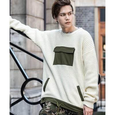 【glamb(グラム)】Jorja knit ジョルジャニット(GB0419-KNT08)