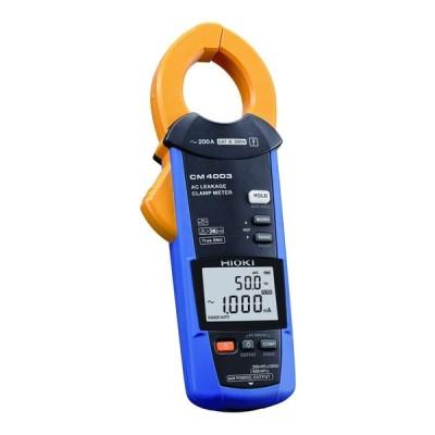 ACリーククランプメータ 出力機能・外部電源機能付 無線通信 CM4003