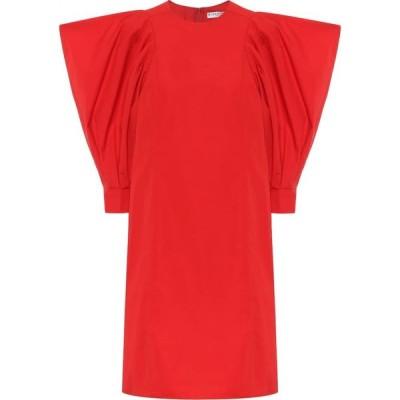 ジバンシー Givenchy レディース ワンピース ワンピース・ドレス Cotton minidress Pop Red