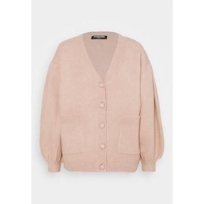 ファッションモンキー カーディガン レディース アウター SANTIAGO  - Cardigan - pink