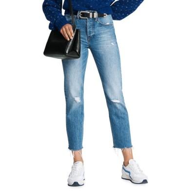 ラグアンドボーン レディース デニムパンツ ボトムス Maya High-Rise Ankle Slim Jeans
