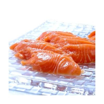 お刺身サーモン スキンレスフィレー トラウト サーモン 1本 刺身 40-50切前後分 海鮮丼