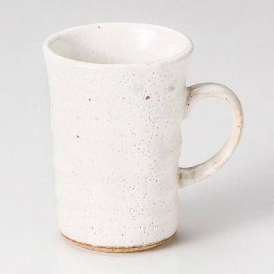 和食器 土物粉引 マグカップ コーヒー 珈琲 紅茶 カフェ おしゃれ 陶器 うつわ おうち 軽井沢 春日井 ギフト