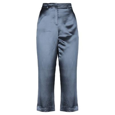 シエス・マルジャン SIES MARJAN パンツ ブルーグレー 6 レーヨン 100% パンツ