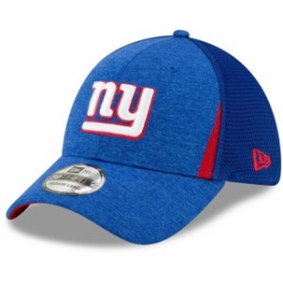 New Era ニュー エラ スポーツ用品  New Era New York Giants Royal Slice Neo 39THIRTY Flex Hat